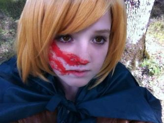 Petra Ral Face by TemeCosplayers