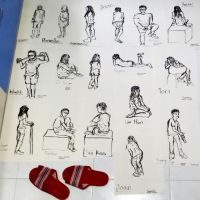 Figure drawings 050514 by JemiDove