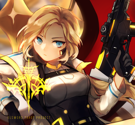 [Elsword] The Chariot - Minerva by Iciscle