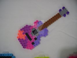 Selling: Perler Guitar by Enaicioh