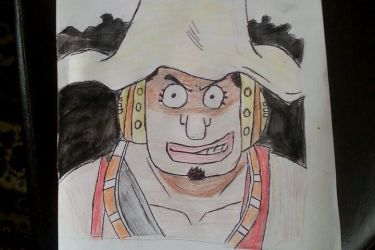 Usopp new world by arranboi123