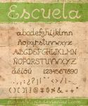 Escuela Font by punksafetypin