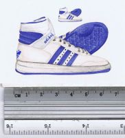 Adidas Boot - Gouache micro painting by 3ftDeep