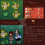 Updated Reference for Petals by Sugarsugarlove