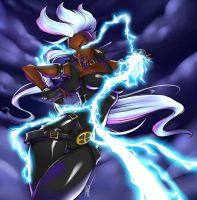 Storm by Ro-Illustrations