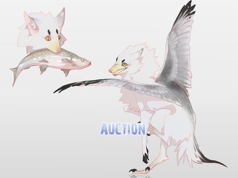 Adopt auction #3 [CLOSED] by mauthosh