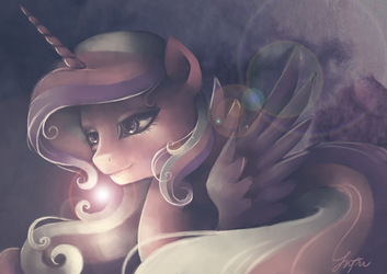 Princess of Love by SewingInTheRain