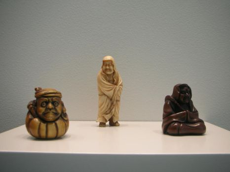 miniture japanese ivory carvings by chasing-sandcastles