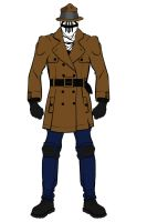 Rorschach by Chiracy