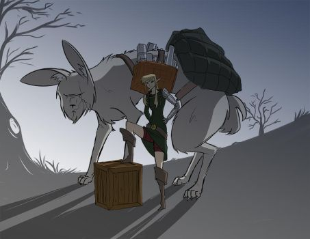 Pack Wolunny by PumaForge