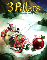 3 Pillars: Holiday 2010 Cover by karniz
