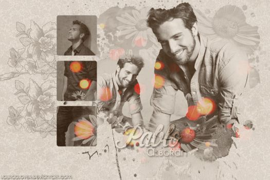 Wall Pablo Alboran by LauraClover