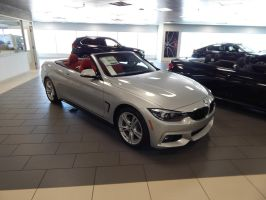 2018 BMW 430i Convertible (F33) by CadillacBrony