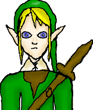 Link by Lady-Catharina