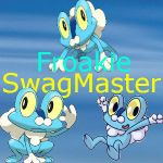 Froakie the Swagmaster 1 by PokeWaffle
