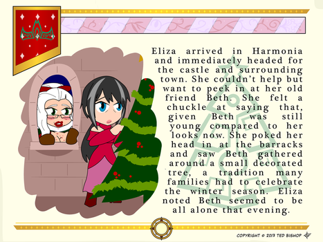 Another Princess Story - Barracks Stop by Dragon-FangX
