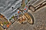 Motorbike HDR V by TheSoftCollision
