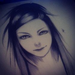 evanescence-Amy Lee by thumbelin0811
