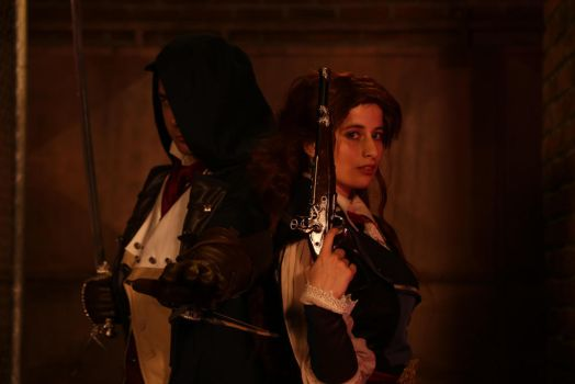 Arno and Elise together by BougainvilleaGlabra