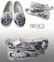 BROGSshoes - Kessie - shoes by Brogsshoes