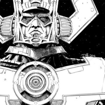 Galactus by DougHills