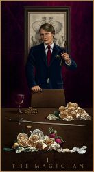 I. The Magician by AlessiaPelonzi