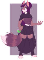 COMM|| Lydia Bloodworth by Goldenskytiger