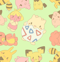 Baby Pokemon Tiles