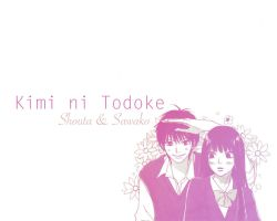 Wallpaper: Kimi ni Todoke by Virgia