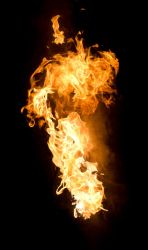 35 Fireball of Flame Fire by Archangelical-Stock