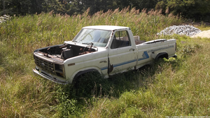 Ford F100 Custom by NickACJones