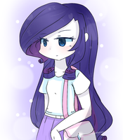 Rarity  by WindyMils