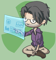 Dr. Banner by Chocolate-Shinigami