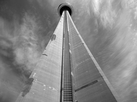 CN Tower by kureejiilea