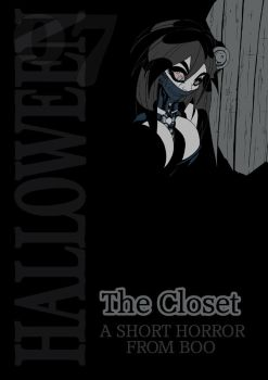The Closet Cover Halloween07 by TheBoo