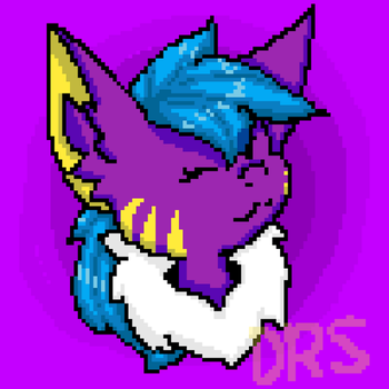 (Pixel Icon) Drie by Deresta2002