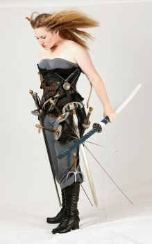 Weapons Wench 21 by kirilee
