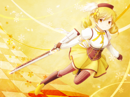 Tomoe Mami by Arya032