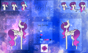 Verity Reference Sheet {C} by AprilHTLYD