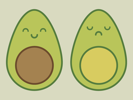 Avocados by apparate