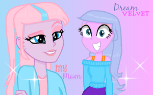 Me and My Mom by nalaaashy