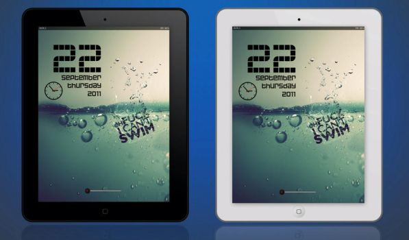 LS Swim for iPad by pracomass