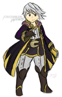 Mobile Action: Robin by Xero-J