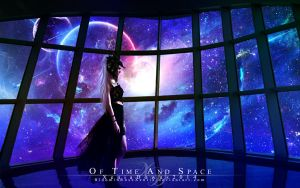 Of Time And Space by BloomingRoseXeniia
