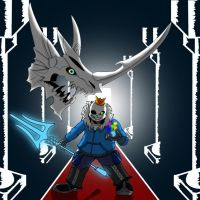 Insurgentale Characters - Lord Sans by TheKugos