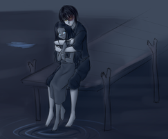 Zutara Week 2014 Day 1: Melancholy by Ringo-Ichigo