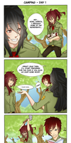 DoN:Camping:Event:Part 1 by nekodoru