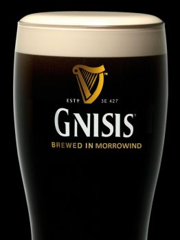 Gnisis Black Lager - Imported from Morrowind by TheWesInAwesome