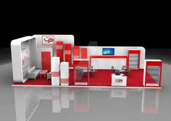 mezoomar 8 12 Exhibition Stand Designs by crux-art cd5dccff650