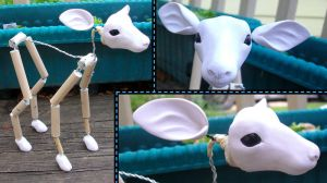 Sheep WIP by StorybookCreatures